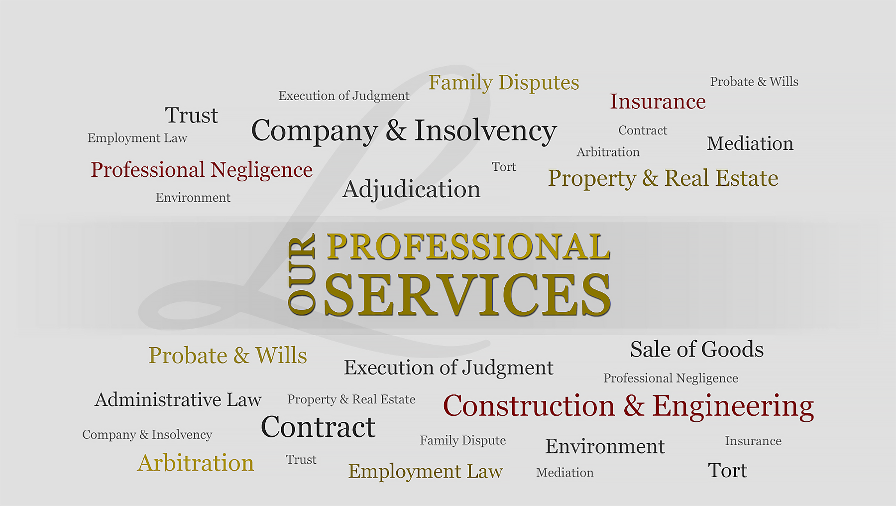 Banner – Our Services